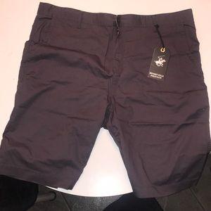 Polo deck shorts